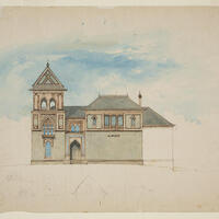 Partners in Design: Frederic Church, Calvert Vaux and the Making of Olana with Sean Sawyer