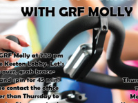 Group Spinning w/ GRF Molly