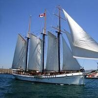 Canada Day Dinner Cruise Aboard the Tall Ship: Empire Sandy