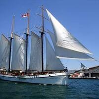 Blues Dinner Cruise Aboard the Tall Ship: Empire Sandy
