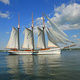 Air Show Cruise Aboard the Tall Ship: Empire Sandy
