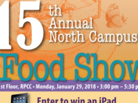 15th annual North Campus Food Show