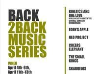 Back2Back Music Series