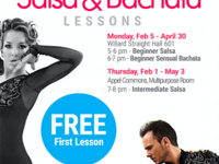 Free First Lesson: Intermediate Salsa Lesson Series