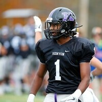 Kenyon College Football vs  Allegheny College