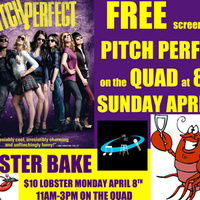 Film: Pitch Perfect on the Quad
