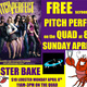 Lobster Bake On The Quad