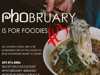 Phobruary is for Foodies @ Soi 71: A Thai Noodle House