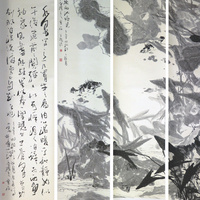 Second Saturdays: Chinese Painting III: From Calligraphy to Ink Painting (Ages 5–12)