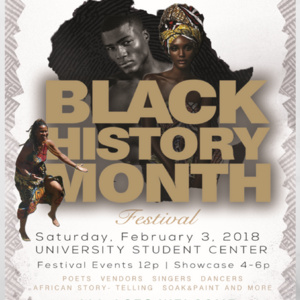 3rd Annual Black History Month Festival