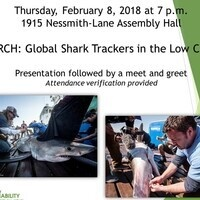 OCEARCH: Global Shark Trackers in the Low Country