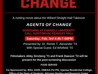 """Agents of Change"" Documentary Screening"