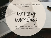 LGSC's Writing Workshop