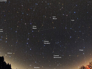Wednesday Sky Tour: Stories of the Spring Constellations