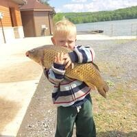 Kid's Carp Fishing Derby