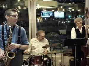The Jesse Collins Quartet at Monks On the Commons