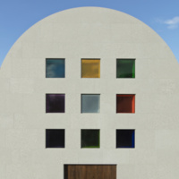 "Official Public Opening: Ellsworth Kelly's ""Austin"""