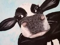 Cow Painting Party @ Basel Cellars Estate Winery