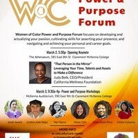 1st Annual Power & Purpose Forum