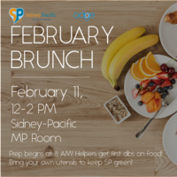 Sidney-Pacific February Brunch