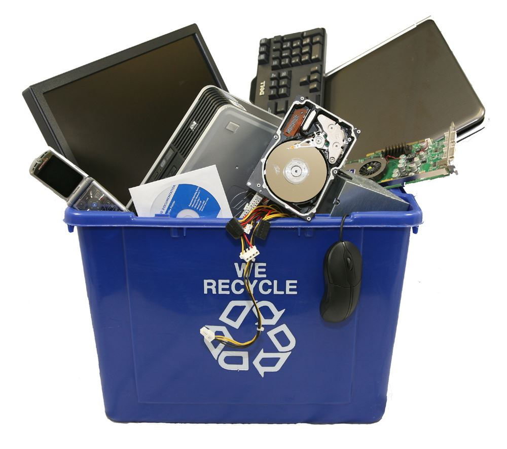 E-cycleMania: Electronics Recovery Week for the Entire Cornell Community