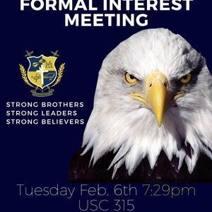 Formal Interest Meeting