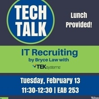 Tech Talk:  IT Recruitment