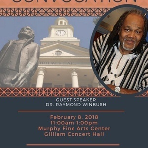 Frederick Douglass Convocation
