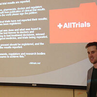 AllTrials - Improving the clinical trial transparency