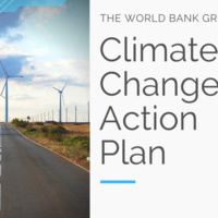 CANCELLED The World Bank and NDC Partnership's Support of the Paris Climate Agreement