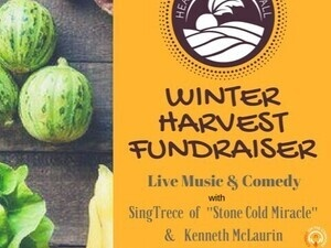 """""""Singing Notes & Slinging Jokes"""" Healthy Food for All Fundraiser"""