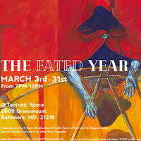 Jabari Weathers: The Fated Year, A Tarot themed exhibition