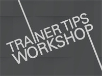 Trainer Tips: Stretching and Flexibility Workshop