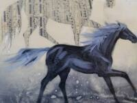 Artist Reception: Rachelle Moore @ CAVU Cellars