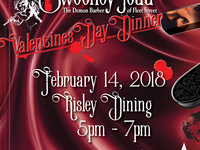 Sweeney Todd Valentine's Day Dinner