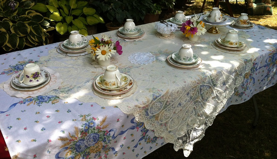 Gwinnett Historic Courthouse Hosts Mommy And Me Victorian Tea Party