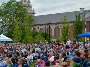 Lawrenceville Summer Concert Series: On The Border (The Ultimate Eagles Tribute)