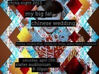 CSA's China Night 2013