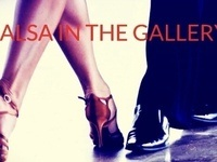 So Dance presents: Salsa in the Gallery @ Foundry Vineyards