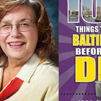 Meet the Author: Judy Colbert, 100 Things to Do in Baltimore Before You Die