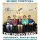 WVUD presents The Spinto Band with Mean Lady in concert