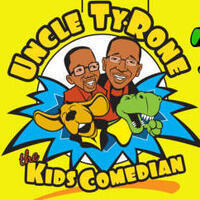 Uncle Ty-Rone the Kids Comedian - Main Library