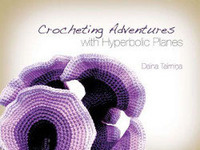 Math Library Coffee Hour Book Talk: Crocheting Adventures with Hyperbolic Planes