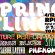 3rd Annual SPRING FLING: Music & Movement Concert