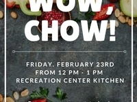 Wow, Chow! Cooking Class