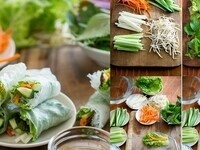 Roll Your Own Spring Rolls with AC Lisa