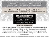 Johnson's Business Etiquette Dinner