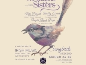 The Songbirds: The Burns Sisters, Kate Purcell, Bobby Sweet, and The Rapid River Boys