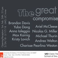 Second Year MFA Review - The Great Compromise