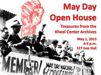 May Day Open House